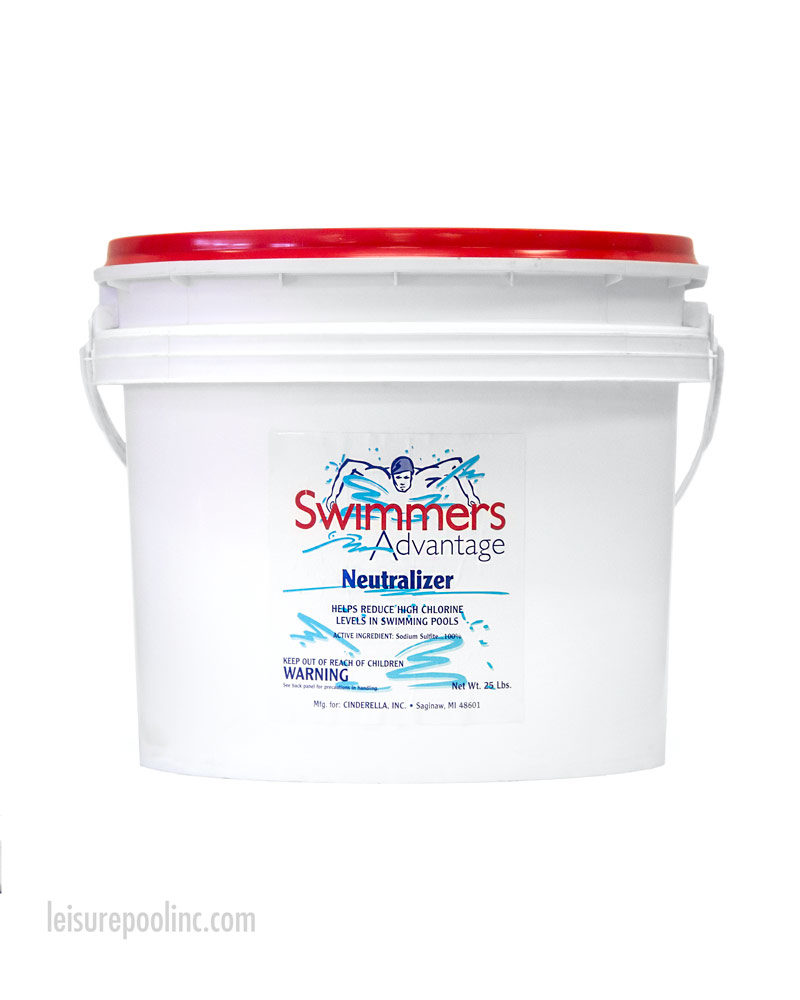 Swimmer's Advantage Chlorine Neutralizer (Sodium Thiosulfate) - 25 lb pail