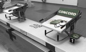 Concord High School, Elkhart, IN. - New Starting Platforms - Leisure Pool & Spa Supply