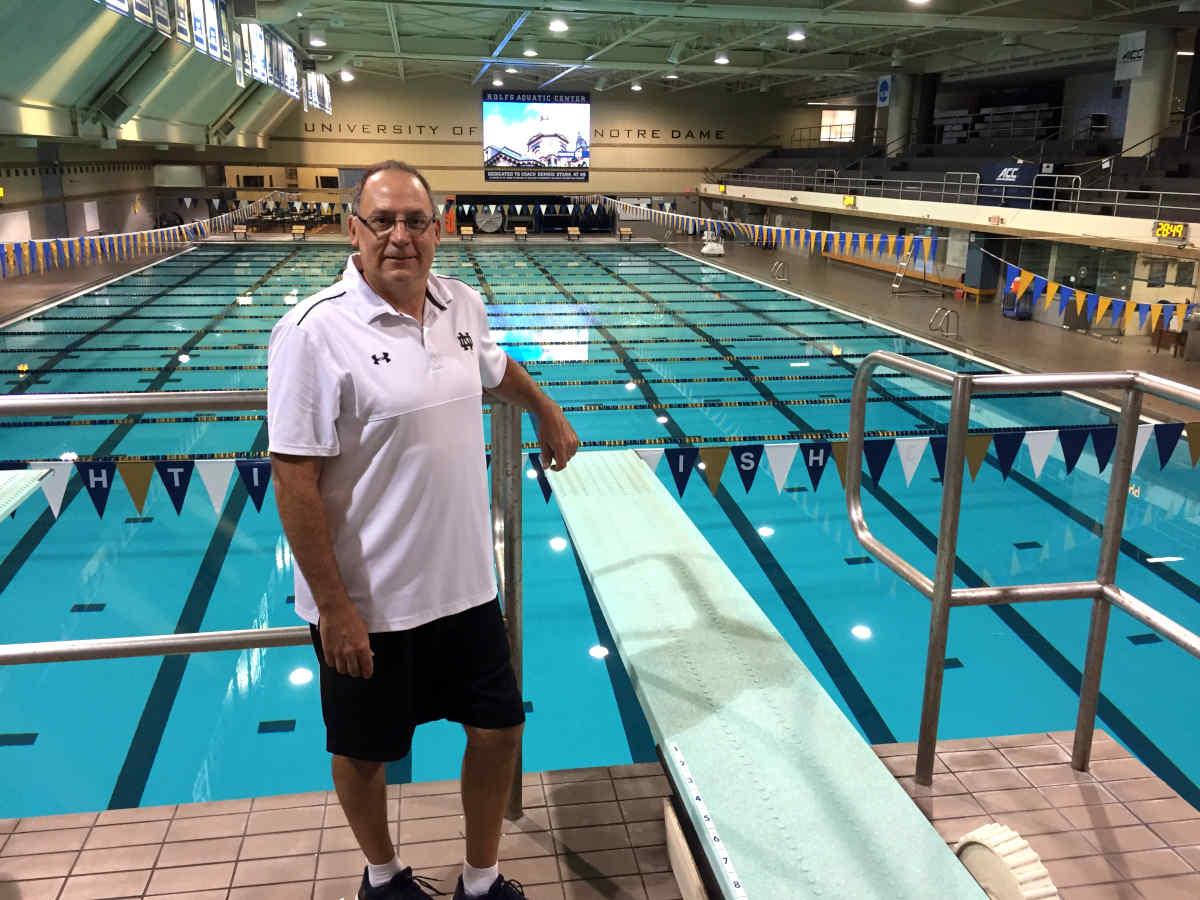 Frank Vaccaro, Aquatics Director