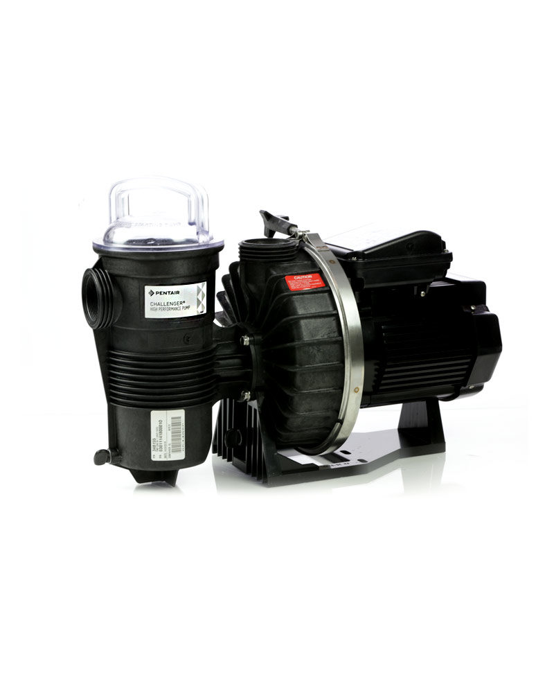 Challenger High Flow Pool Pumps by Pentair - Multiple Variants - High  Performance