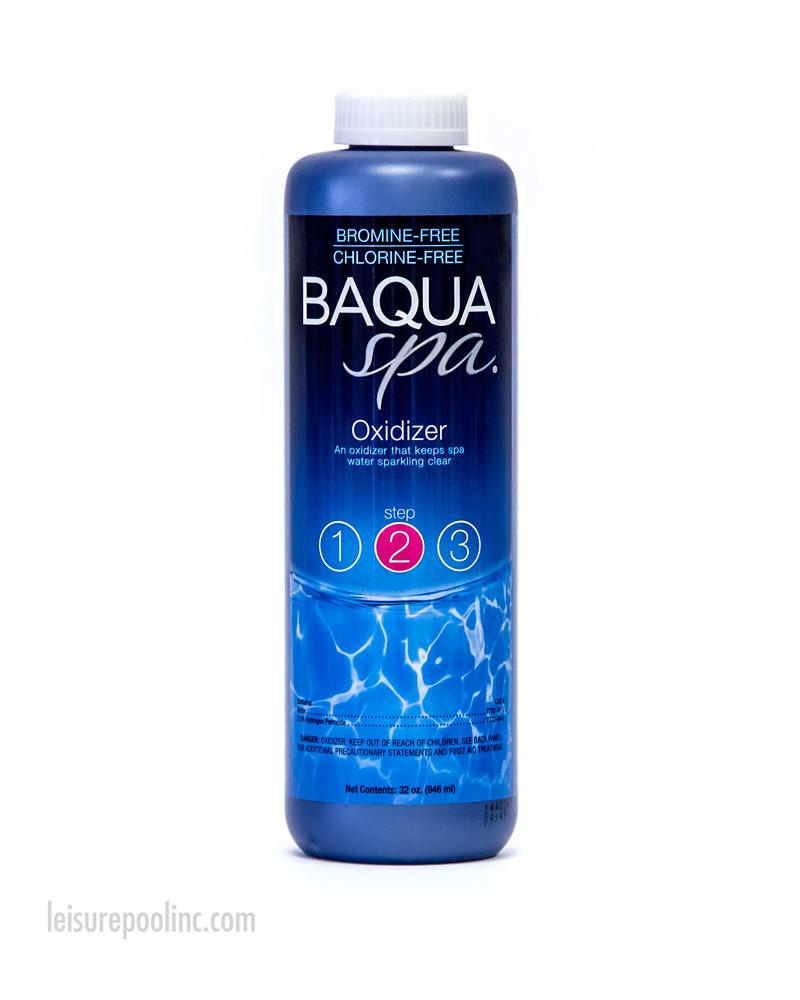 Baqua Spa Oxidizer Bromine Amp Chlorine Free 32 Oz