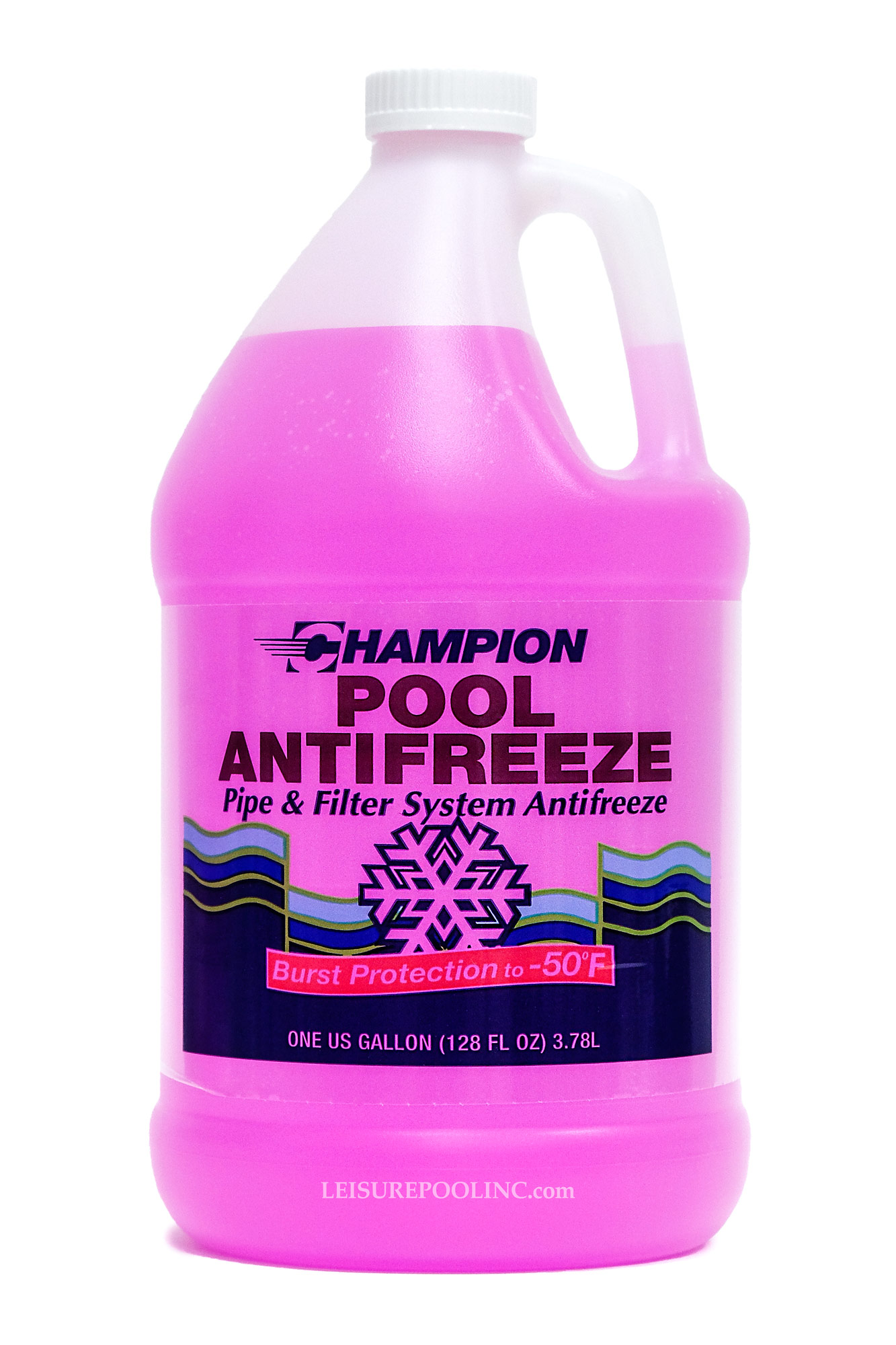 Swimming Pool Anti Freeze For Sale Full Case 4 Gallons Leisure Pool